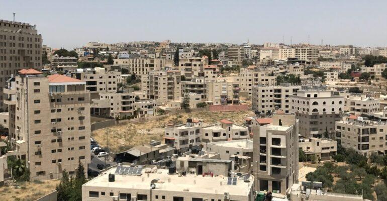 Andare a scuola in Palestina, reportage