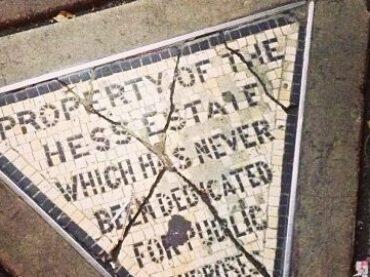 Quella piccola proprietà nel cuore di Manhattan