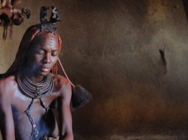 Reportage donne Himba, Namibia