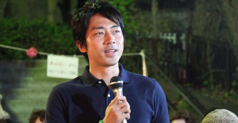 Biografia di Shinjiro Koizumi