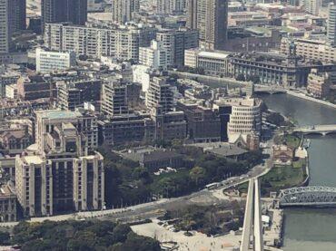 La Shanghai degli affari? Quella vera è sotterranea