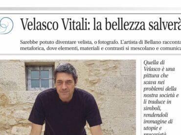 Velasco Vitali: la bellezza salverà il mondo