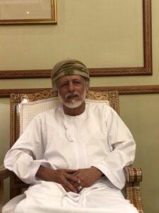 Ministro degli esteri dell'Oman